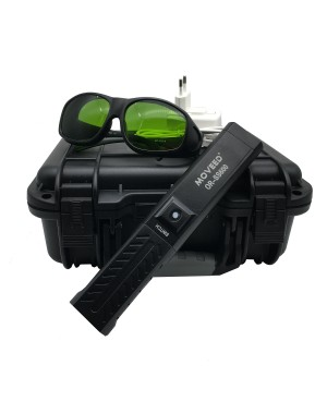 Forensic 3-band Light (all-in-one, with Quartz Optical Lens )