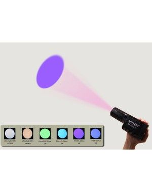 Forensic 6-band Light (all-in-one)