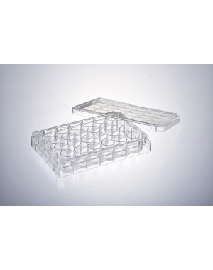 Cell Culture plate 24-Well, Sterilized Adhesive cells 50pcs
