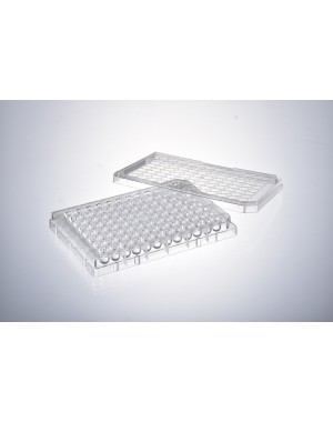 Cell Culture plate 96- U Well, Sterilized Adhesive cells, 50pcs