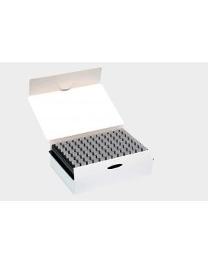 Końcówki 10ul, krótkie (31mm), 10x96szt., refill plate, sterylne