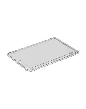 Lid for microplate 384- and 1536-well PS case 50/case